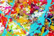 Colour dream 150 cm x 90 cm